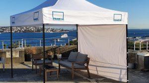 Tent Frame34